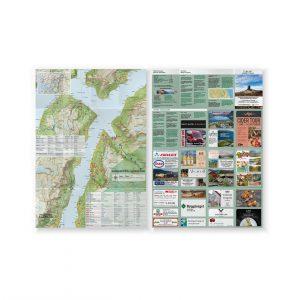 Hardanger kart